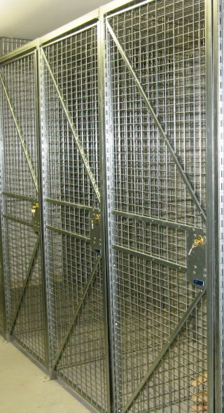 Tenant Storage Cages Queens NY 11105